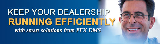 Keep your dealership running efficiently with smart solutions from Finance Express
